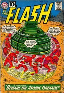 The Flash v1 122 1961