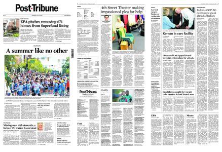 Post-Tribune – July 09, 2020