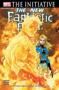 Fantastic Four 547 2007 digital Minutemen-Faessla