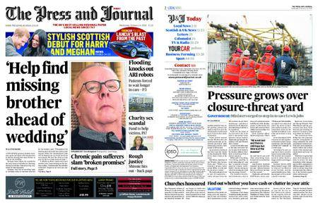 The Press and Journal Moray – February 14, 2018