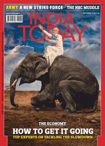 India Today - September 16, 2019