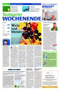 Stuttgarter Wochenende - Südkurve - 07. September 2019