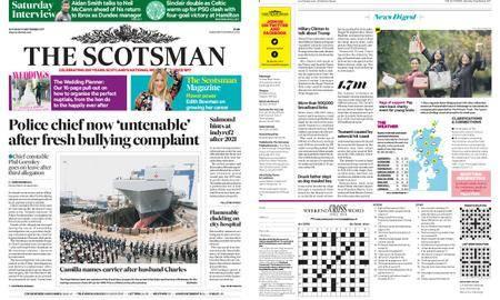 The Scotsman – September 09, 2017