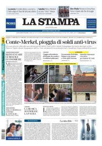 La Stampa Torino Provincia e Canavese - 14 Marzo 2020