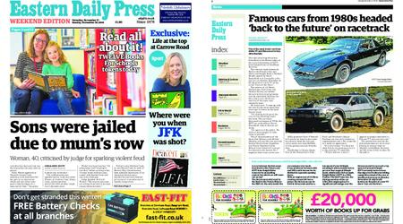 Eastern Daily Press – November 17, 2018
