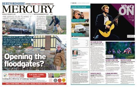 Hertfordshire Mercury – February 14, 2019