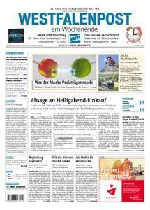 Westfalenpost Wetter - 28. Oktober 2017