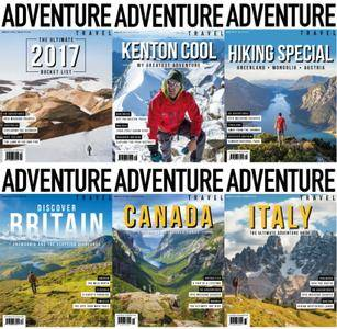 Adventure Travel - 2017 Full Year Issues Collection