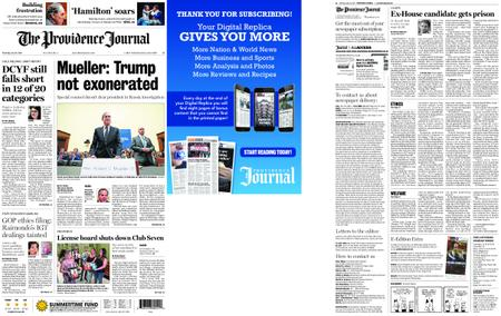 The Providence Journal – July 25, 2019