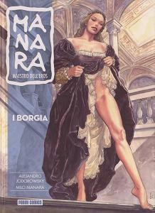 Manara - Maestro Dell'Eros - Volume 2 - I Borgia