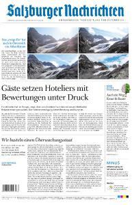 Salzburger Nachrichten - 20 August 2019