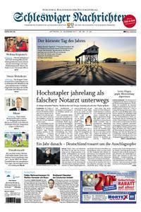 Schleswiger Nachrichten - 20. Dezember 2017