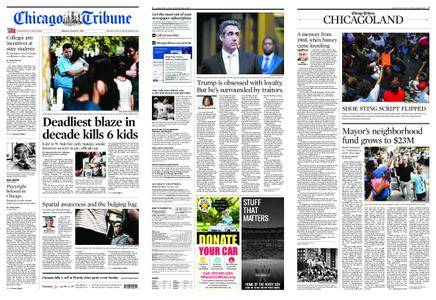 Chicago Tribune – August 27, 2018