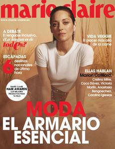 Marie Claire España - agosto 2021