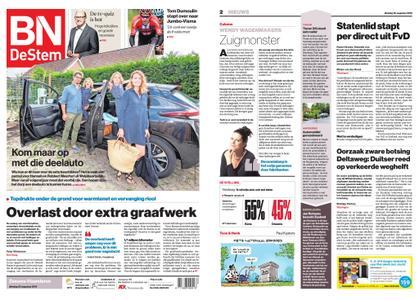 BN DeStem - Zeeuws-Vlaanderen – 20 augustus 2019
