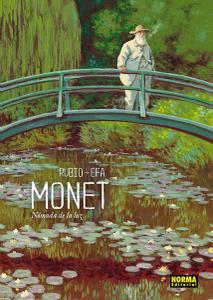 Monet. Nómada de La Luz, de Salva Rubio & Efa
