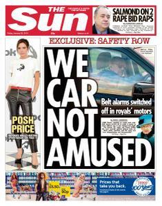 The Sun UK - 25 January 2019