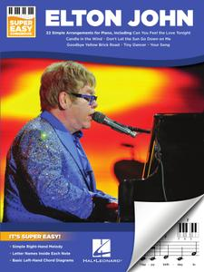 Elton John: Super Easy Songbook