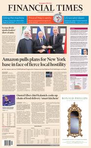 Financial Times Europe – 15 February 2019