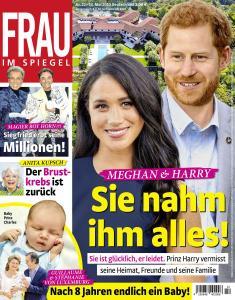 Frau im Spiegel - 20 Mai 2020