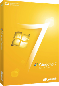 Microsoft Windows 7 SP1 AIO 11 in 1 Marzo 2019