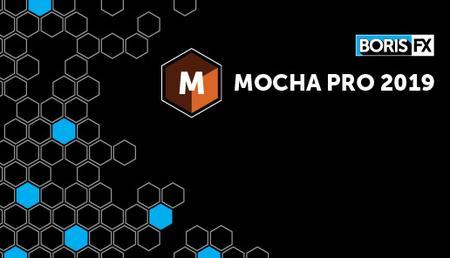 Boris Mocha Pro 2019.5 v6.1.1.33