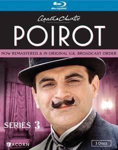 Agatha Christie's Poirot - Season 3 (1990-91) [Complete]