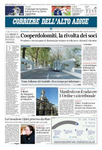 Corriere dell'Alto Adige – 09 novembre 2019
