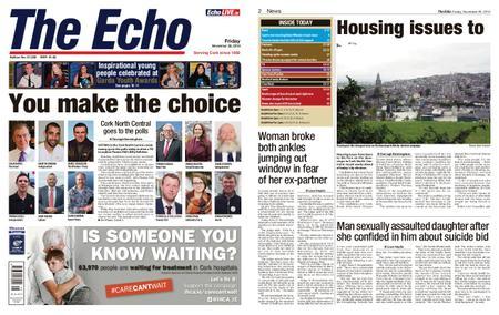Evening Echo – November 29, 2019
