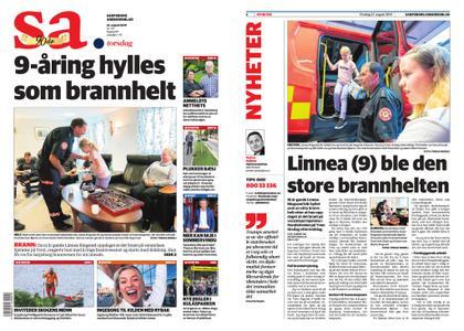 Sarpsborg Arbeiderblad – 22. august 2019