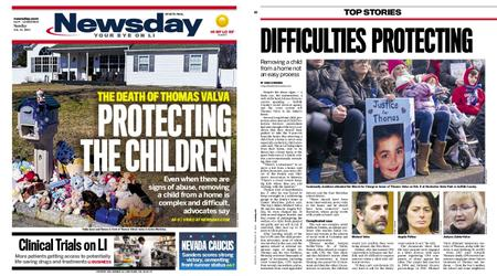 Newsday – February 23, 2020