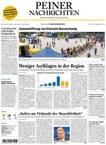 Peiner Nachrichten - 23. Juli 2018