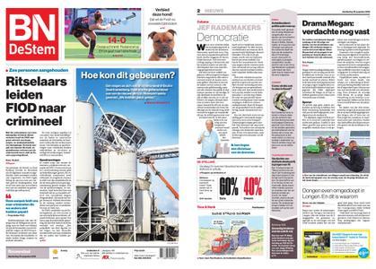 BN DeStem - Roosendaal – 22 augustus 2019