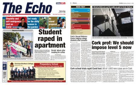 Evening Echo – October 17, 2020