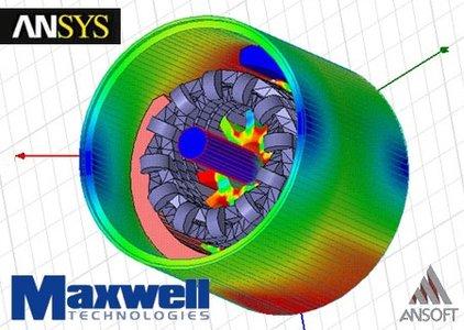 ANSYS Maxwell (64bit) 16.02