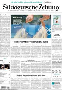 Süddeutsche Zeitung - 23 Juli 2021