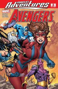 Marvel Adventures The Avengers 003 2006 Digital Shadowcat