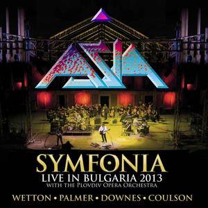 Asia - Symfonia - Live in Bulgaria 2013 (2017)