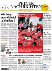 Peiner Nachrichten - 17. Mai 2018