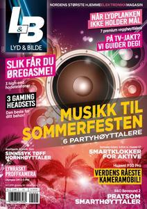 Lyd & Bilde - mai 2019