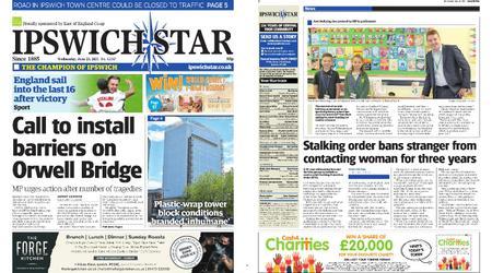 Ipswich Star – June 23, 2021