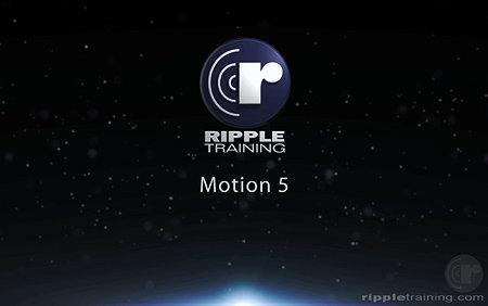Ripple Training - Motion 5 Fast Forward