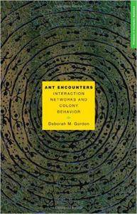 Ant Encounters: Interaction Networks and Colony Behavior (repost)