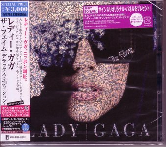 Lady Gaga - The Fame (2008) [Deluxe Edition, Japan]