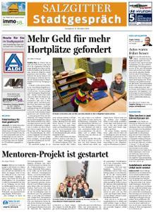 Stadtgespräch Salzgitter - 15. Dezember 2018
