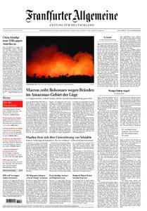 Frankfurter Allgemeine Zeitung F.A.Z. - 24. August 2019