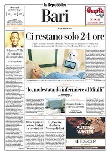 la Repubblica Bari - 21 Ottobre 2020