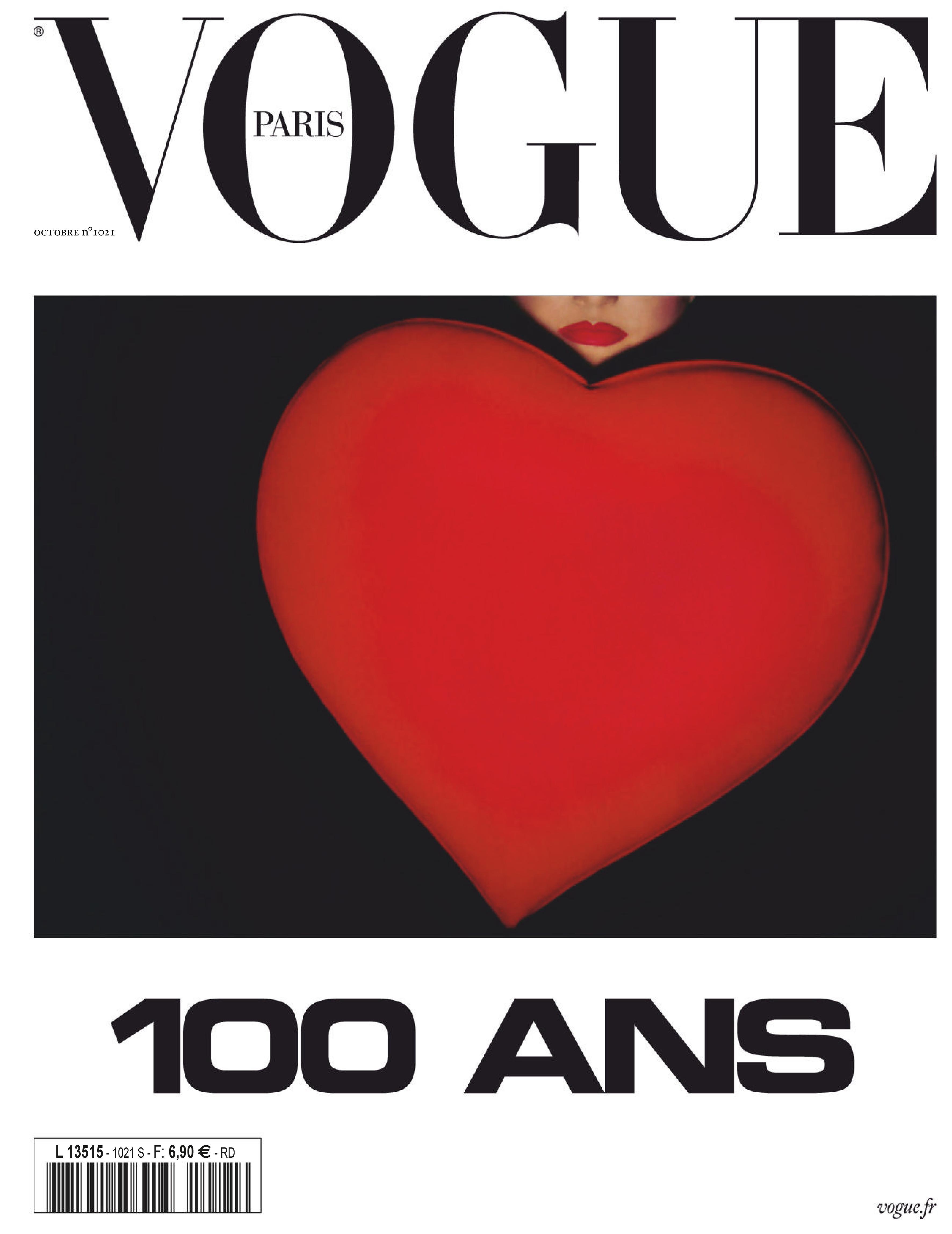 Vogue Paris - octobre 2021