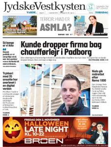 JydskeVestkysten Varde – 01. november 2018