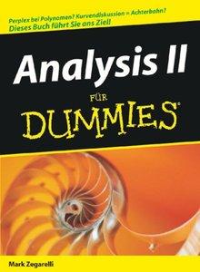 Analysis II für Dummies (Repost)